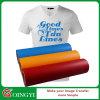 Vinyl van de Overdracht van de Hitte van pvc van de Goede Kwaliteit van Qingyi het Textiel