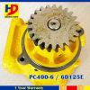 掘削機のディーゼル機関の部品のためのPC400-6 6D125eの水ポンプ