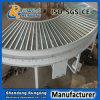 食品加工90度180度の回転ローラーコンベヤーの製造者