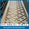 Tabique plegable de la pantalla del metal del acero inoxidable 304