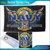 Prima bandierina di difesa Usn militare S.U.A. (J-NF07F0204573) di libertà del blu marino di Stati Uniti di missione