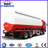 CCC Approved 2 Axles 40cbm Bulk Cement Tank Trailer van ISO