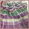 Neues Gewebe-Streifen-Silk Baumwolljacquardwebstuhl-Gewebe des Entwurfs-2017