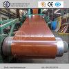 Grano d'acciaio preverniciato progettato di legno PPGI della bobina