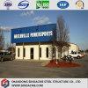 Taller prefabricado africano/almacén de la estructura de acero de la alta calidad