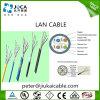 Câble LAN Extérieur du réseau Cat5e de prix usine de qualité