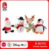 Les animaux de Noël ont bourré le constructeur mou de Yangzhou de cadeaux de jouets