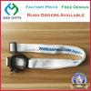 Promocional impresión de la insignia regalo correa de cuello de soporte para botella de la cuerda de seguridad
