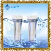 Cárter del filtro claro de agua