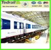Vagão do funil do reator do trem; Vagão coberto Railway, veículo de trilho, fornecedor de China