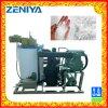Máquina de hielo adaptable de la escama del agua de mar para el proceso/industria pesquera de los mariscos