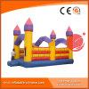 Castelo de salto inflável T2-502 da impressão encantadora