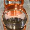 Gr2 Pijp van het Koper van het Titanium de de Beklede/Anode van de Buis voor het Galvaniseren