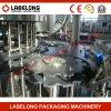 Empaquetadora fresca de la máquina de embotellado del jugo