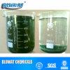 Productos químicos de teñido del retiro del color de las aguas residuales del color verde