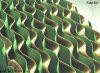 (7090モデル) Greenhouse Evaporate Cooling PadかAir Conditioner Cooler