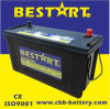 Тип Quality Bestart N100-Mf 800CCA Starting Vehicle Battery Auto Battery