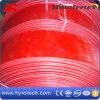 Mangueira colorida flexível da sução da borracha Hose/PVC Layflat Hose/PVC no estoque