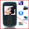 이중 GSM 텔레비젼 이동 전화 Q9