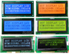 192X64--Four genérico Lines de Ten Characters Display DOT Matrix Module (HTM19264)