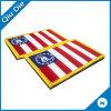 Correções de programa bordadas da bandeira de país com roupa de Velcro