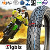 Drei Motorrad-Reifen des Geschäftemacher-3.00-18 für Verkauf