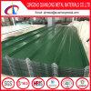 SGCC PPGI Farben-überzogenes gewölbtes Metalldach für Baumaterial