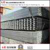 Dipped caldo Galvanized Square Steel Tube per Construction