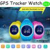 Relógio impermeável do perseguidor do GPS dos miúdos com tecla do SOS (D11)