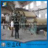 type roulis enorme de 1760mm de papier ondulé de métier de la capacité 3-4t/D Papier d'emballage faisant la chaîne de production machines