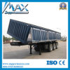 3 eixos High Bed 50tons China Trailer Manufacturer para Cargo