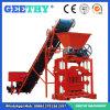 Bloc Qtj4-35b2 concret manuel faisant la machine