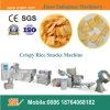 Petiscos friáveis da salada da farinha de arroz que processam a maquinaria