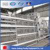 Cage galvanisée à chaud de couche de poulet de matériel de volaille