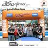 Arco di pubblicità arancione gonfiabile di evento (BMAE114)