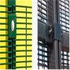 O PVC revestiu 358 anti painéis da cerca da alta segurança da escalada