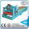カラー機械を形作る鋼鉄によって艶をかけられるタイルロール