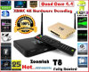 Zoomtak T8 Android Smart TV Box avec Xbmc13.2 et 2GB RAM, Support Full HD 1080P et WiFi de Dual Band
