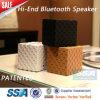 El hablar del teléfono del cubo de la patente que utiliza del altavoz mágico de Bluetooth