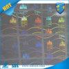 Anti-Falsificación de la impresión modificada para requisitos particulares de la etiqueta engomada del holograma