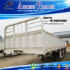 사용된 40foot Second Hand Side Wall Cargo Semi Trailer