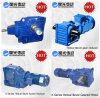 K Series Electric Motor Speed Reducer com Output Shaft
