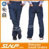 Jeans adatti lavati lunghi del Workwear di originale del denim degli uomini