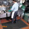 Циновка Anti-Slip кухни резиновый/циновка анти- выскальзования резиновый/Anti-Fatigue циновка