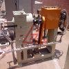 Extrusora do filamento da máquina do cabo do silicone