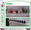 Poussoir acrylique d'étagère de poussoir acrylique d'étalage de qualité