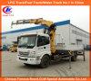Grappleの6mt 8mt 10mt Foton 4*2 XCMG Crane Truck