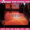 Suelo de baile de P16 LED