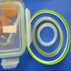 Guarnizione del silicone del cerchio di Shenzhen Tenchy/tipo di gomma guarnizione di TC/rondella, guarnizione