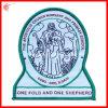 Clothing (YH-EB067)のための2014流行のWoven School Badge